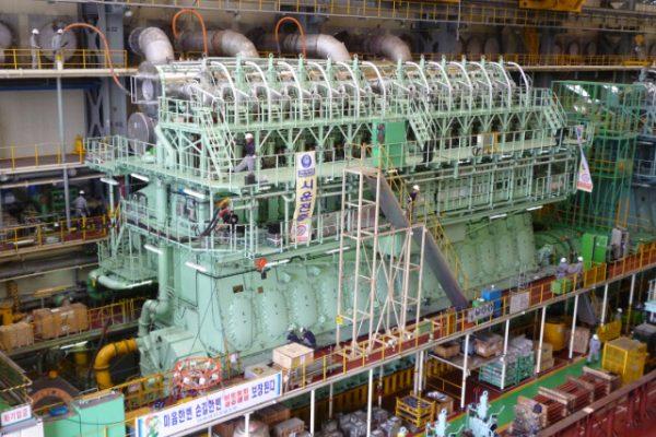 Greatest Diesel Engines - MAN B&W 12S90ME-C Mark 9.2