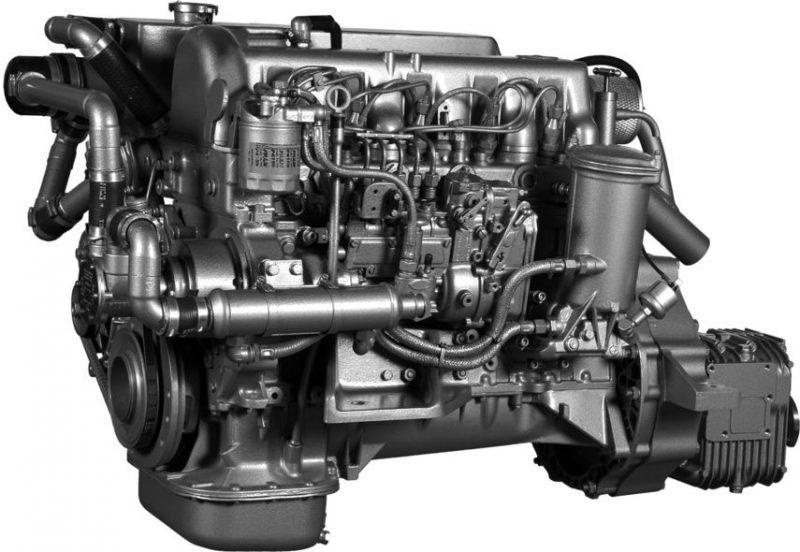 Greatest Diesel Engines - Mercedes-Benz OM617
