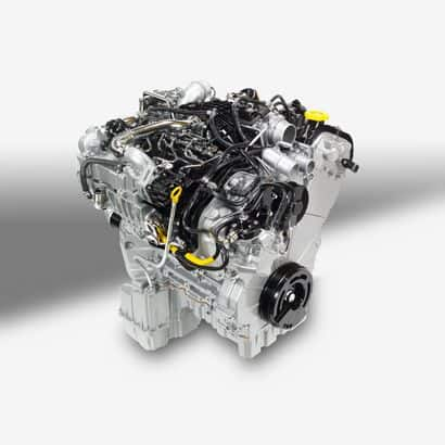 USA: Best Diesel Engine - VM Motori L630