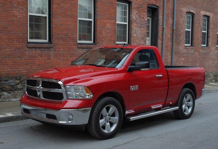 NOT Made In America - RAM 1500