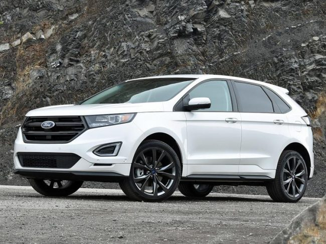 NOT Made In America - Ford Edge