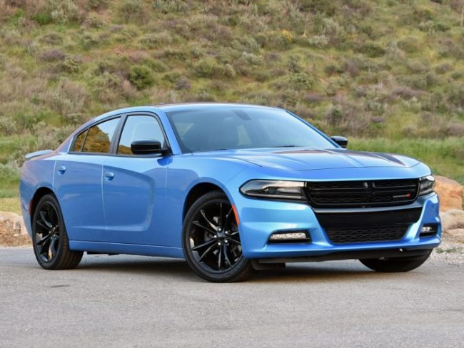 NOT Made In America - Dodge Charger
