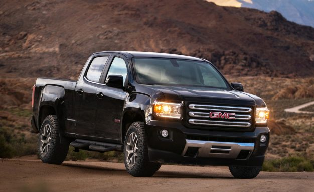 Best Resale Value Cars 2017 - GMC Canyon