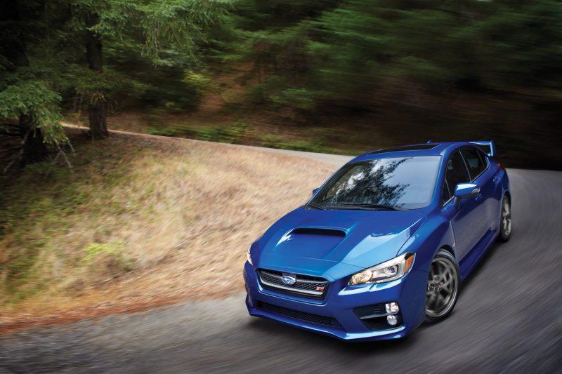 Best Resale Value Cars 2017 - Subaru WRX