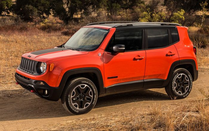 NOT Made In America - Jeep Renegade