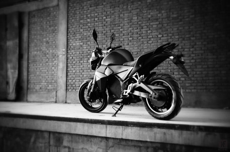 Evoke Motorcycles 3