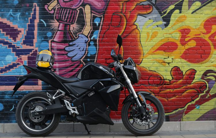 Evoke Motorcycles 2