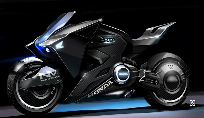 Ghost In The Shell Motorcycle 1