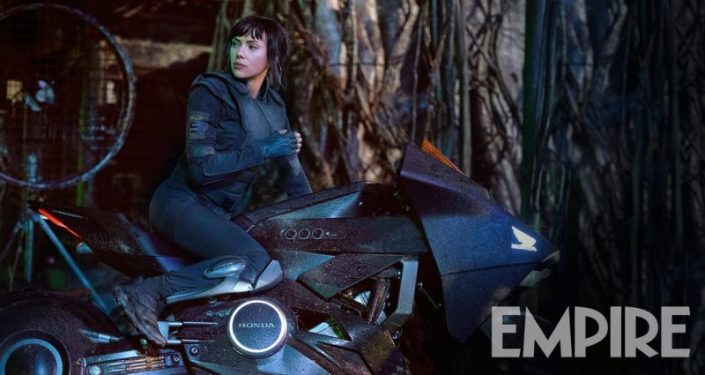 Ghost In The Shell Motorcycle 2
