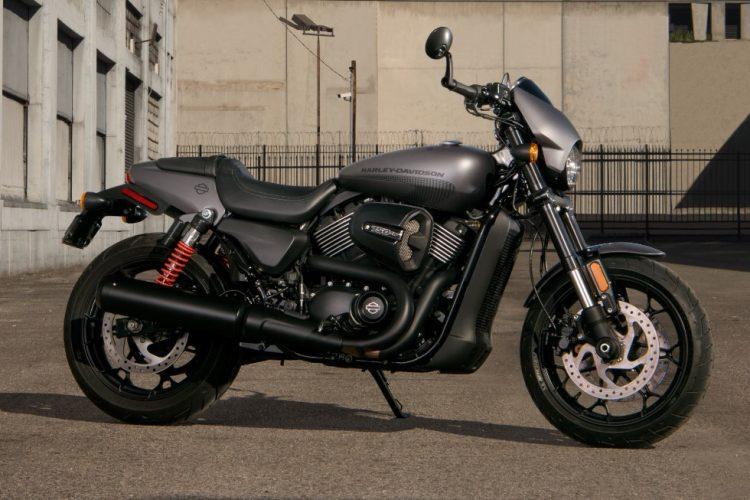 Harley Davidson Street Rod 750 1