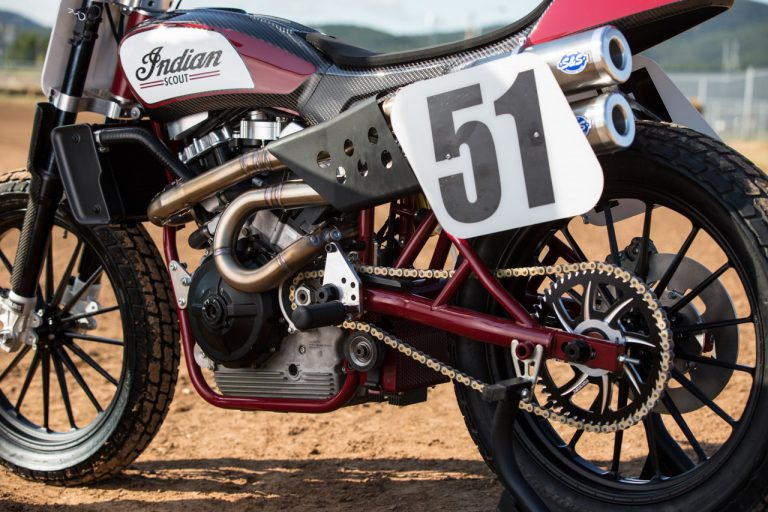Indian Scout Flat Track 5