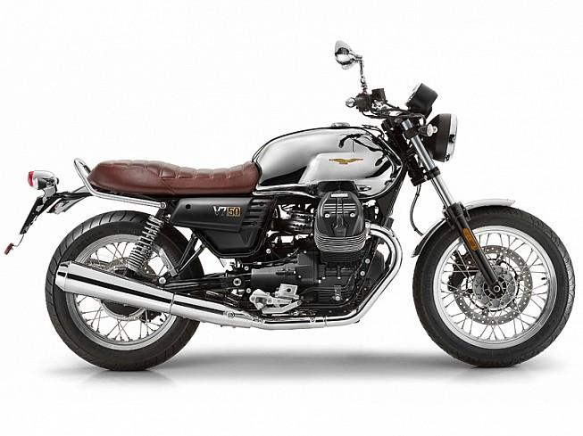 Moto Guzzi V7 Anniversario 2
