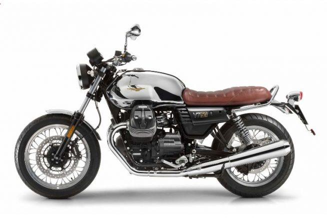 Moto Guzzi V7 Anniversario 1