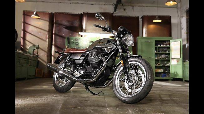 Moto Guzzi V7 Anniversario 4