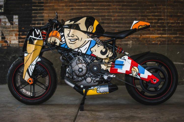 Ronin Motorworks - Ronin Motorcycle 6