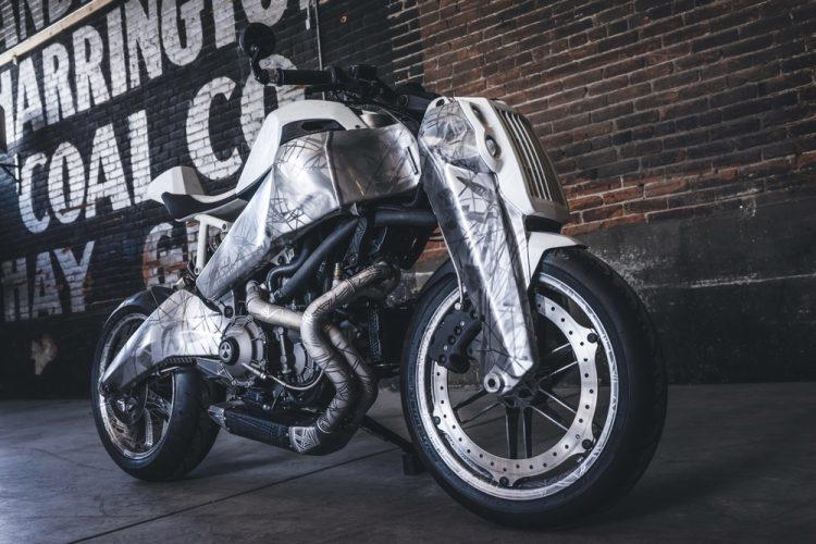 Ronin Motorworks - Ronin Motorcycle 1