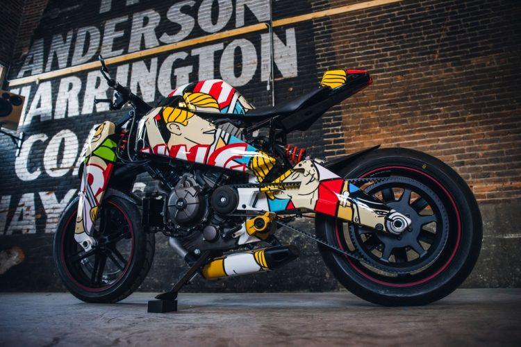 Ronin Motorworks - Ronin Motorcycle 3