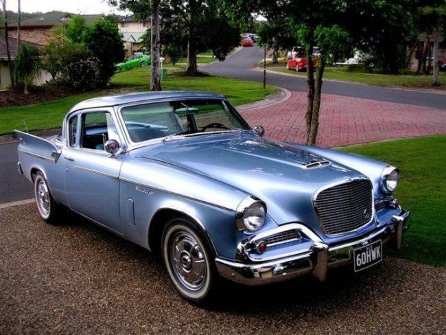 Defunct American Car Manufacturers - Studebaker