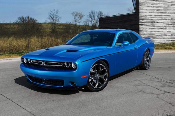 NOT Made In America - Dodge Challenger