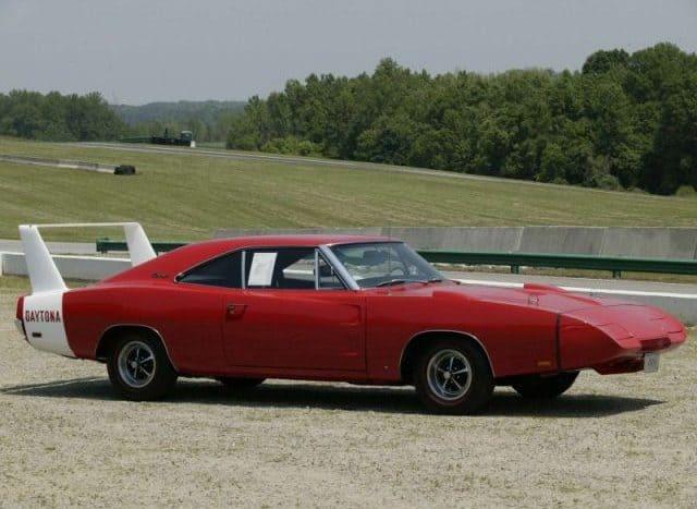 Fastest Mopar Cars - Dodge Charger Daytona + Plymouth Superbird