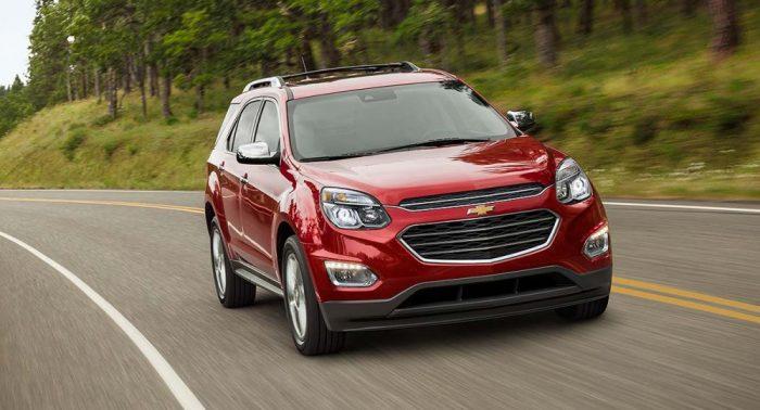 NOT Made In America - Chevrolet Equinox