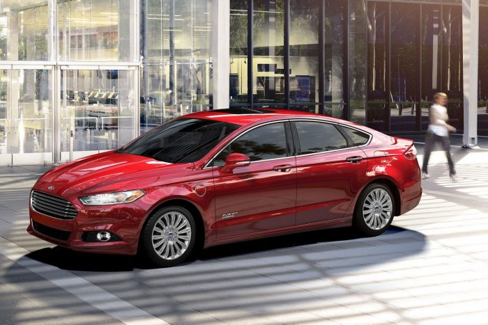 NOT Made In America - Ford Fusion
