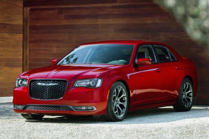 NOT Made In America - Chrysler 300