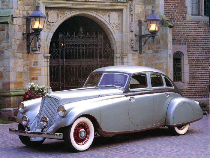 Defunct American Car Manufacturers - Pierce-Arrow