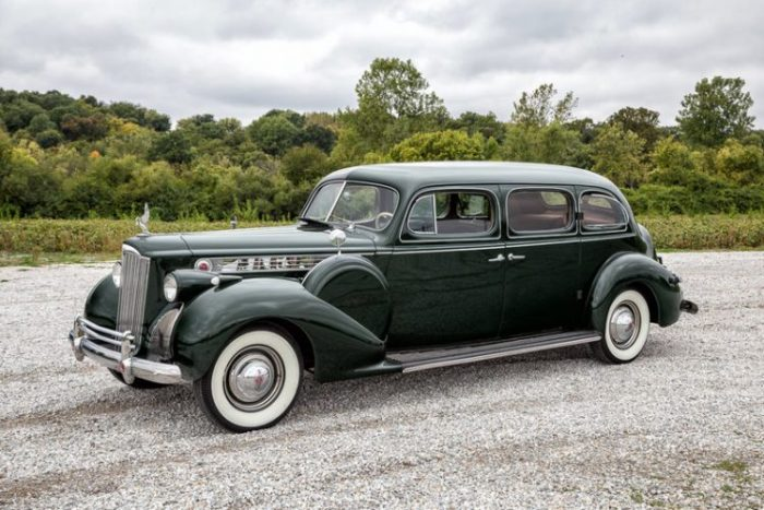 Defunct American Car Manufacturers - Packard
