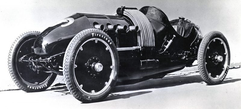 Buick Race Car - 1910 Buick Bugs