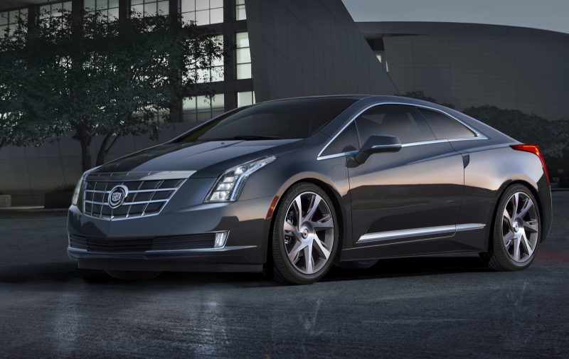 Electric Cars That Failed To Sell - Cadillac ELR