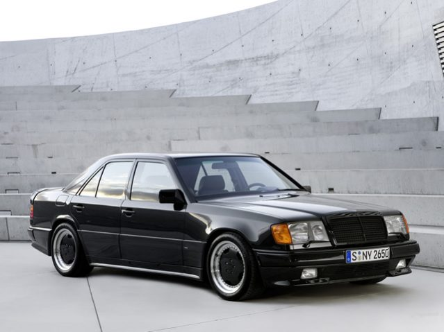 "Best AMG Mercedes Ever - 1986-1990 W124 ""The Hammer"""