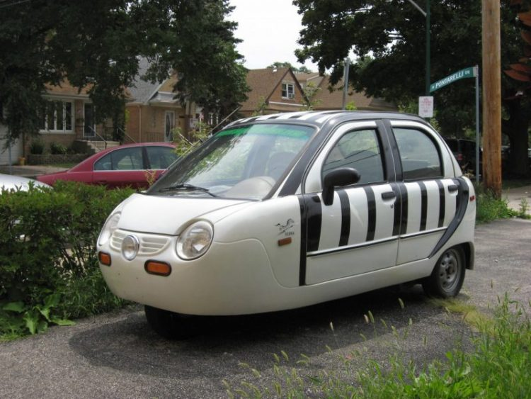 Electric Cars That Failed To Sell - ZAP Xebra