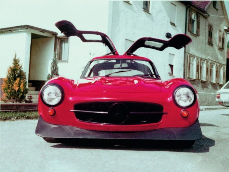 Best AMG Models - 300 SL Gullwing AMG