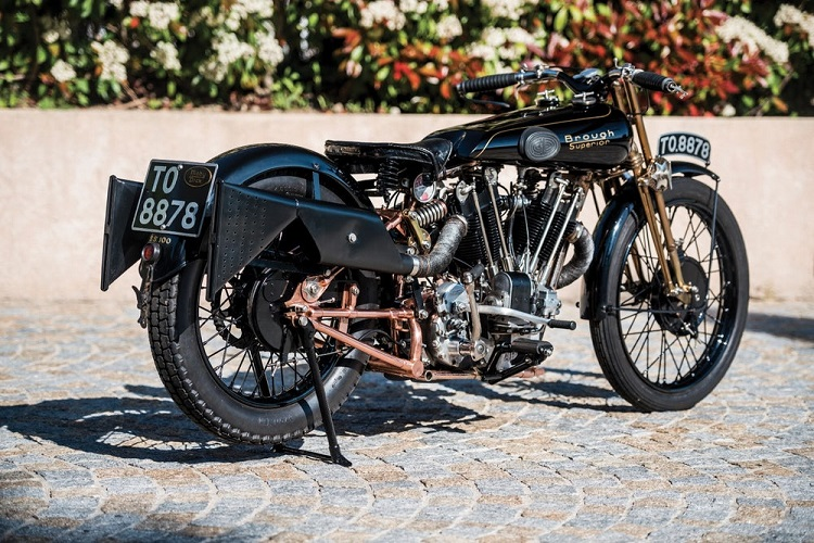 Brough Superior Motorcycle For Sale 2