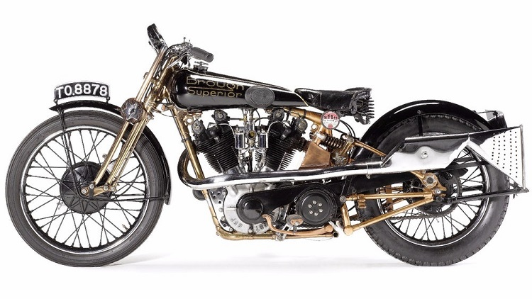 Brough Superior Motorcycle For Sale 4