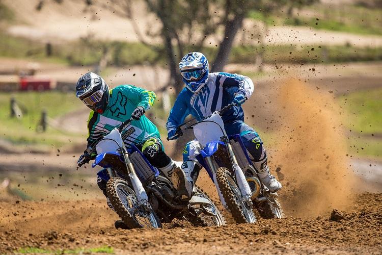 Two Riders Racing