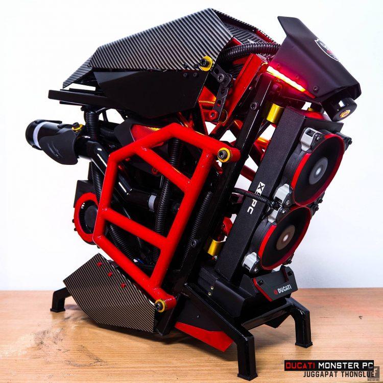 Ducati Monster PC 1