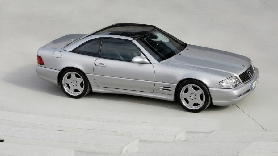 Best AMG Mercedes - 1999-2001 SL 73 AMG