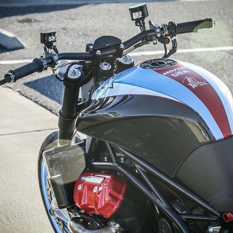 Fuller Moto Motus V4 5