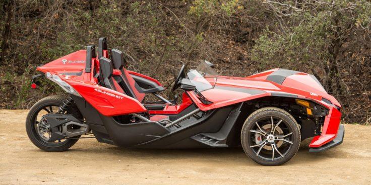 Polaris Slingshot Bike Car? 3