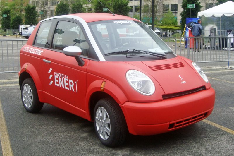 Electric Cars That Failed To Sell - Think City
