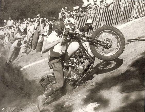 Vintage Motorcross