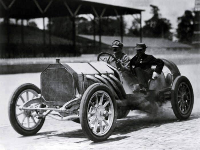 Buick Race Car - 1909 Buick Model 10 Racer