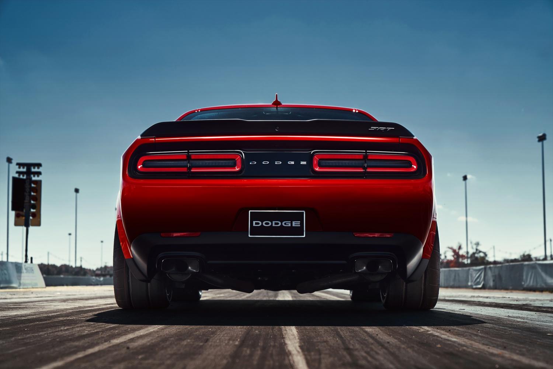 Dodge Challenger SRT Demon Is The Fastest Quarter Mile Car 3