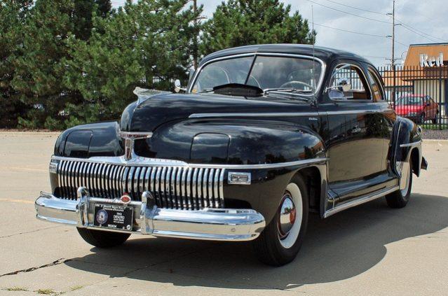 Defunct American Car Manufacturers - DeSoto