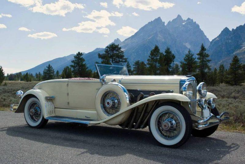 Defunct American Car Manufacturers - Duesenberg