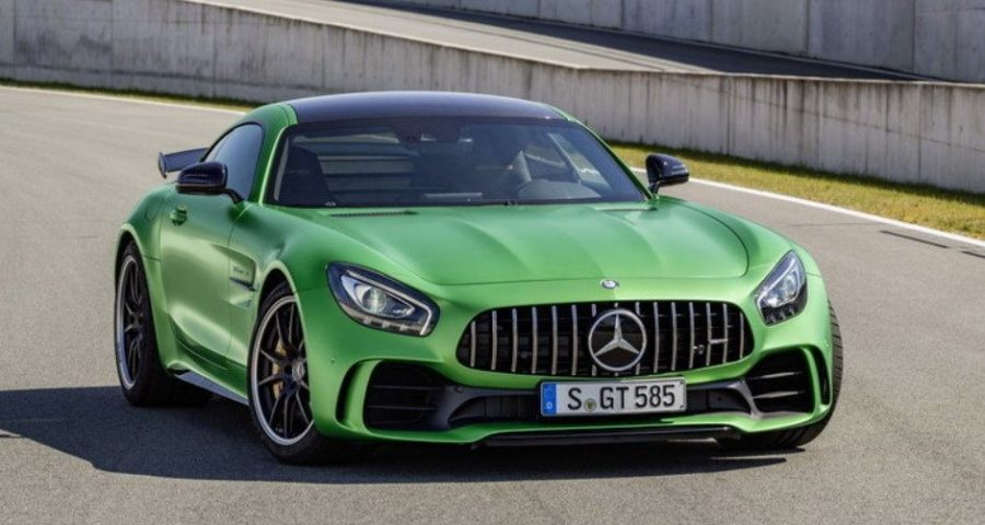 The 2017 Ford GT Horsepower VS Mercedes-Benz AMG GT R