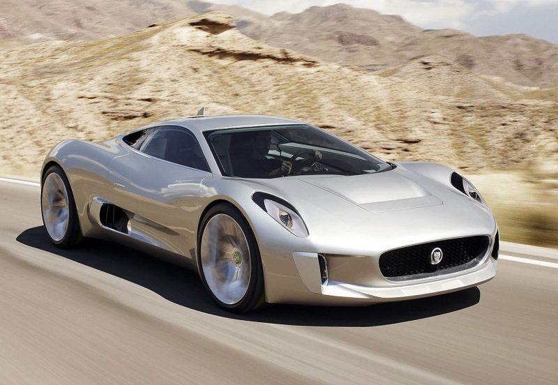Cars That Never Made It - Jaguar C-X75