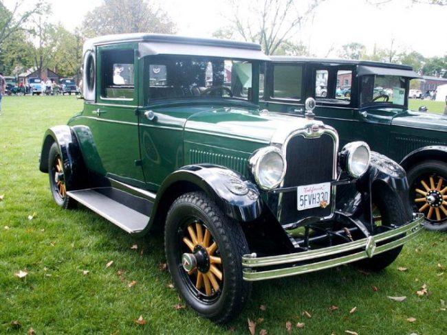 Defunct American Car Manufacturers - Oakland